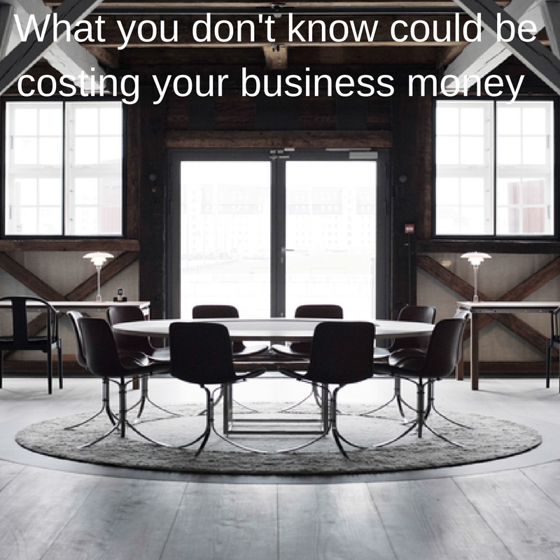 What you don't know could be costing your business money..png